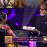 KBC 11 Host Amitabh Bachchan gifts contestant a new phone