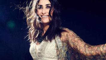 Kareena Kapoor Khan looks astounding in a Nazm-e-Itrh lehenga!
