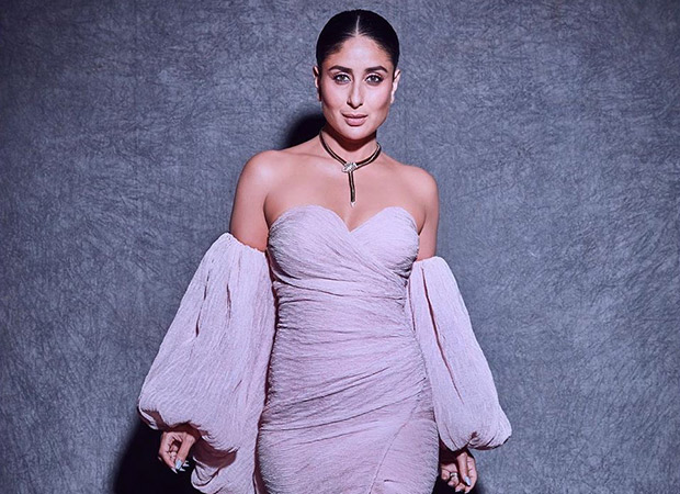 Kareena Kapoor Khan slays in a pastel colored gown by Yousef Al Jasmi for the finale of Dance India Dance