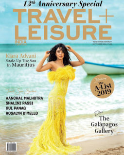 On The Cover Of Travel + Leisure