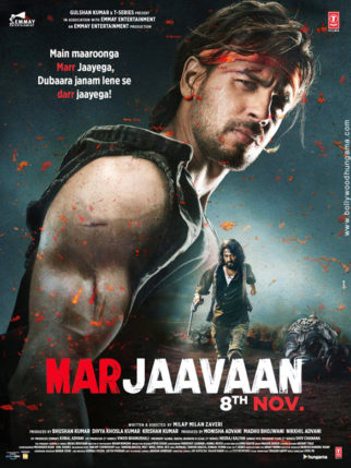 First Look Of Marjaavaan