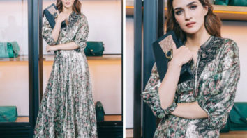New York Fashion Week Kriti Sanon steals the limelight at the Coach Spring Summer show 2020