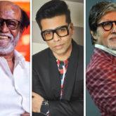 Rajinikanth, Karan Johar and more congratulate Amitabh Bachchan for winning the Dada Saheb Phalke Award