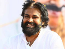 Watch: Telugu actor Pawan Kalyan shouts at bouncers for stopping a fan from meeting him at Sye Raa Narasimha Reddy pre-release event