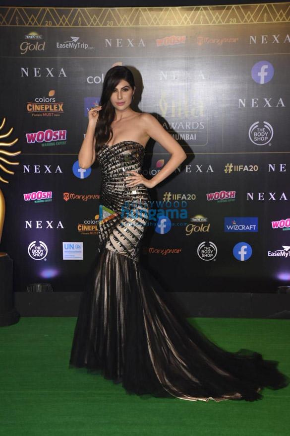 Photos Celebs grace the 20th IIFA Awards 2019 at NSCI, Dome (14)