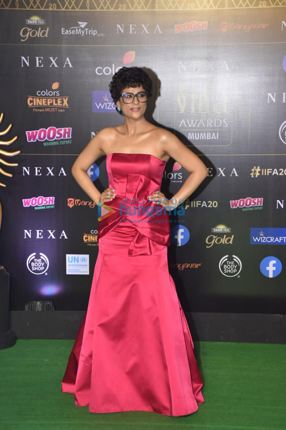 Photos Celebs grace the 20th IIFA Awards 2019 at NSCI, Dome (19)