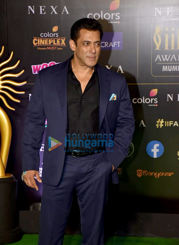 Photos Celebs grace the 20th IIFA Awards 2019 at NSCI, Dome8 (8)