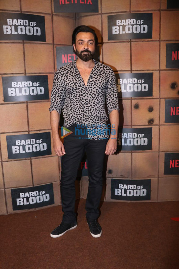 Photos Celebs grace the special screening of 'Bard of Blood'-0121 (7)