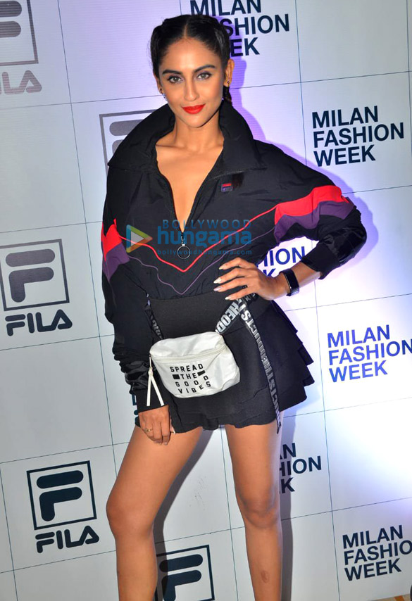 Photos Celebs snapped at Fila Milan Fashion Week 2019 (3)
