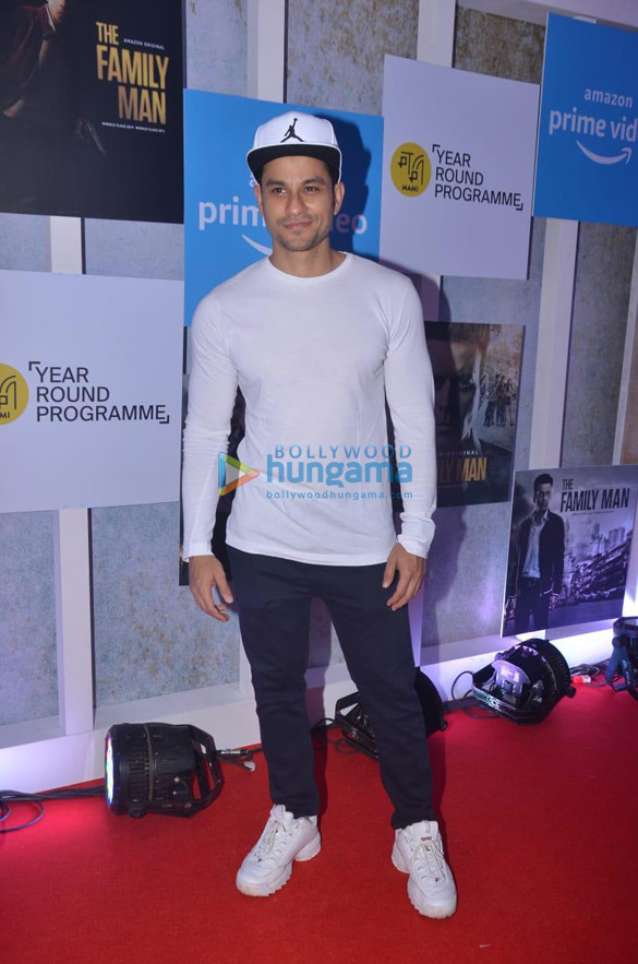 Photos Celebs snapped at the Special Screening of Amazon Prime web series The Family Man (5)