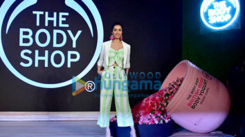 Photos: Shraddha Kapoor announced as the new brand ambassador for The Body Shop