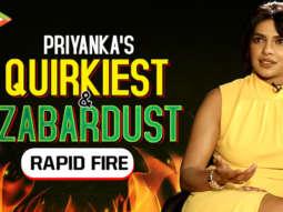 Priyanka Chopra Critics' Job is to have an Opinion But its... Rapid Fire Fashion Feminism