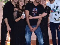 Ranbir Kapoor and Alia Bhatt cuddle at Akansha Ranjan Kapoor's birthday bash