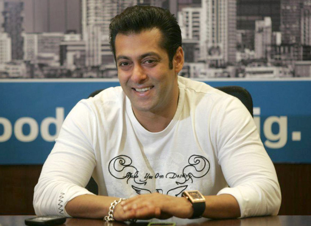 "Salman Khan - ""It's taken me about 30 years from Sallu and Salle to Bhai and Bhaijaan"""