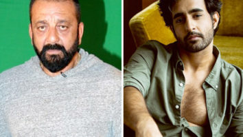Sanjay Dutt signs Prassthanam co-star Satyajeet Dubey for a three film deal