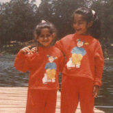 Sonam Kapoor Ahuja shares an adorable throwback picture with Rhea in matching clothes