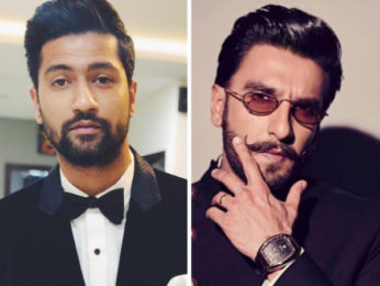 """""""The aim is never to outperform anyone"""" - says Vicky Kaushal on starring with Ranveer Singh in Takht"""