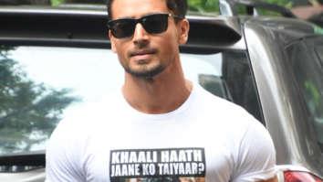 Hrithik Roshan and Tiger Shroff's T-shirt War gets funnier