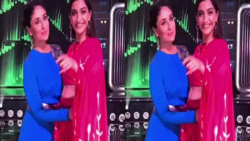 VIDEO Kareena Kapoor Khan and Sonam Kapoor Ahuja groove to the tunes of 'Tareefan'!