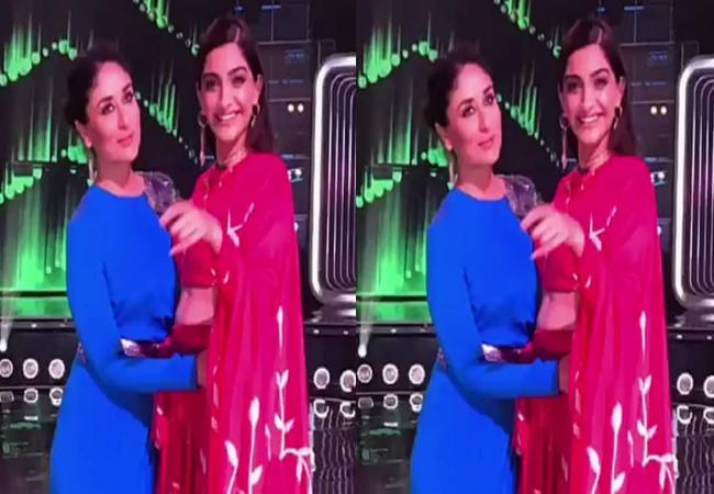 VIDEO Kareena Kapoor Khan and Sonam Kapoor Ahuja groove to the tunes of 'Tareefan'!
