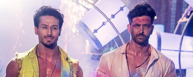 WAR Hrithik Roshan and Tiger Shroff show off insane dance moves in 'Jai Jai Shivshankar'