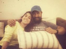 Ira Khan calls father Aamir Khan her 'couch-buddy'