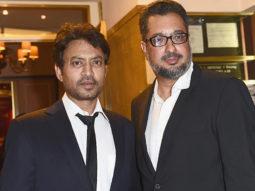 """Irrfan Khan had an operation after shooting for Angrezi Medium,"" reveals filmmaker Anup Singh"