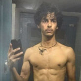 From Beyond the Clouds to Khaali Peeli, Ishaan Khatter shares pictures of his physical transformation