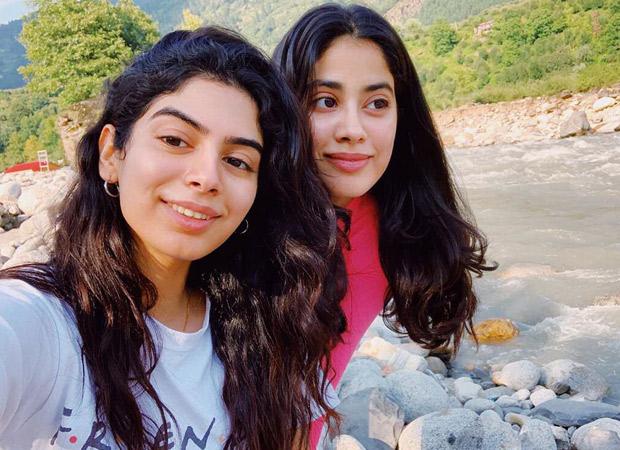 Janhvi Kapoor puts a heartfelt post for sister Khushi Kapoor as she leaves for New York