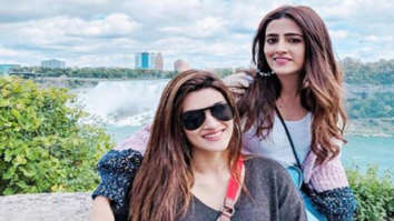 Kriti Sanon and Nupur Sanon go on a 'first just-us kinda trip'; see photos