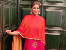 Raveena Tandon brings her grandchild home, shares photo