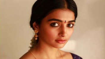 Pooja Hegde reveals her look as Sridevi in the film Valmiki