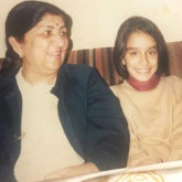 Throwback: Shraddha Kapoor wishes grandaunt Lata Mangeshkar with this unseen picture