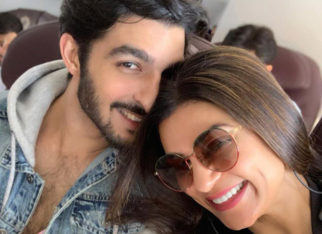 The internet is all hearts for Sushmita Sen and Rohman Shawl's latest picture