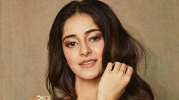 Ananya Panday opens up about playing a mature role in Pati Patni Aur Woh