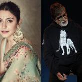Anushka Sharma praises Amitabh Bachchan for bringing Sunitha Krishnan on Kaun Banega Crorepati!