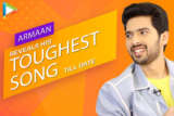 "Armaan on Singing for Salman Khan ""Bhaijaan has to give me another song"" Shraddha Sushant"
