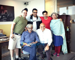 On The Sets Of The Movie Arun Khetarpal Biopic