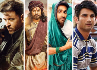BREAKING War wins the exhibition battle over Sye Raa Narasimha Reddy; Dream Girl and Chhichhore are the casualties