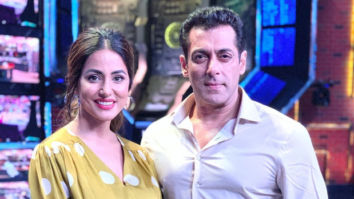 Bigg Boss 13 Weekend Ka Vaar: Salman Khan will be joined by former BB contestant Hina Khan and Sye Raa Narasimha Reddy cast