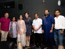 Delhi CM Arvind Kejriwal watches Bhumi Pednekar and Taapsee Pannu starrer Saand Ki Aankh