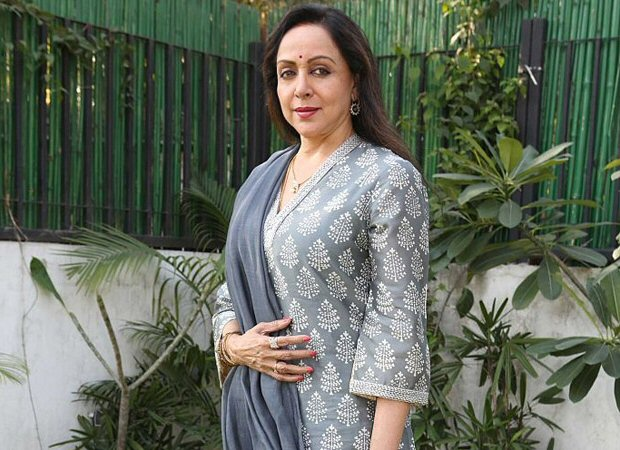 Dharamji's first wife and his children have never felt my intrusion in their lives - Hema Malini
