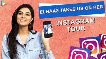 Elnaaz Norouzi tells the SECRET behind her Instagram Pics Bollywood Hungama