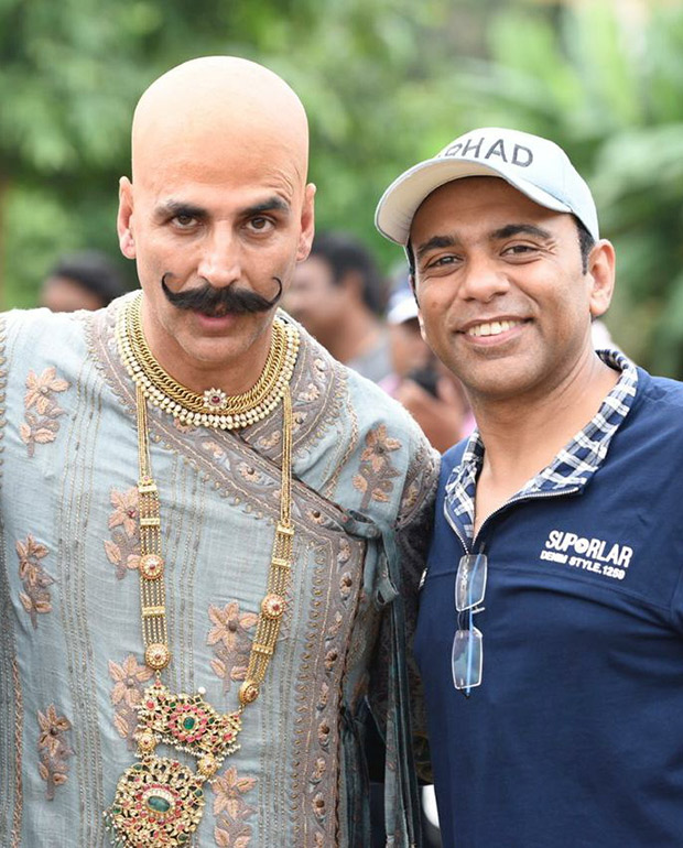 Exclusive 'AKSHAY KUMAR loved BALA's CHARACTER because he was an EVIL PRINCE'
