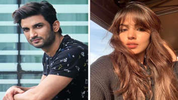 Sushant Singh Rajput and rumoured girlfriend Rhea Chakraborty vacation in Paris