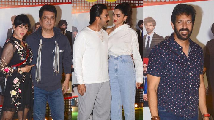 Film 83 Wrap-Up Party with Star Cast Ranveer Singh, Deepika Padukone, Kabir Khan, Sajid Nadiadwala (2)