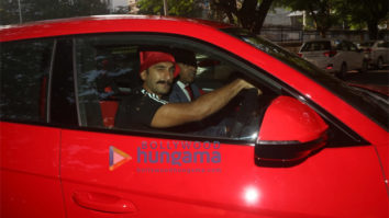 HOT WHEELS! Ranveer Singh gets a new LAMBORGHINI worth around Rs. 3 crore!