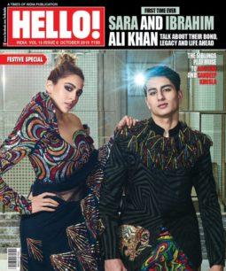Deepika Padukone On The Covers Of Hello!