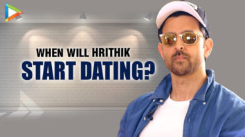 Hrithik Roshan On DATING & What Type Of Woman He's Looking For WAR