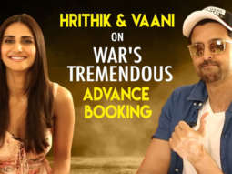 """Hrithik Roshan On WAR To Be His BIGGEST Opener """"I'll Be ENCOURAGED Once More But…"""" Vaani Kapoor"""